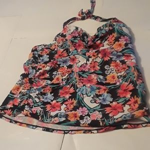 CATALINA SWIMSUIT TOP WITH PADDED BRA